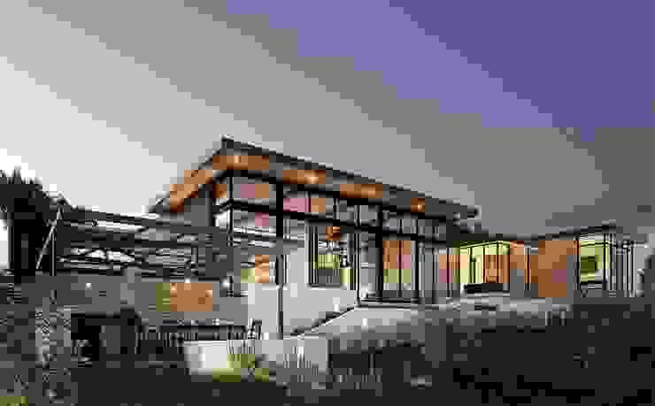 Refugio del hato de LATIFF Diseño y construcción Moderno Concreto
