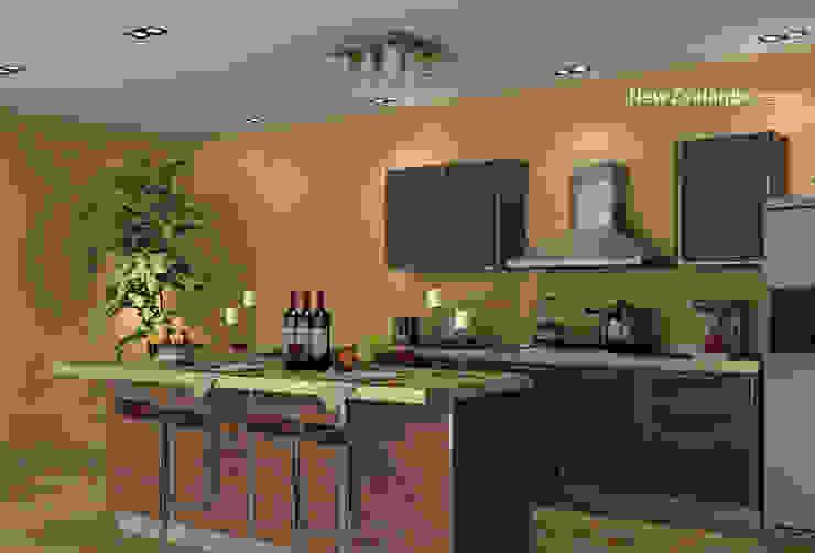 modern  by YALIG Kitchen Cabinet, Modern