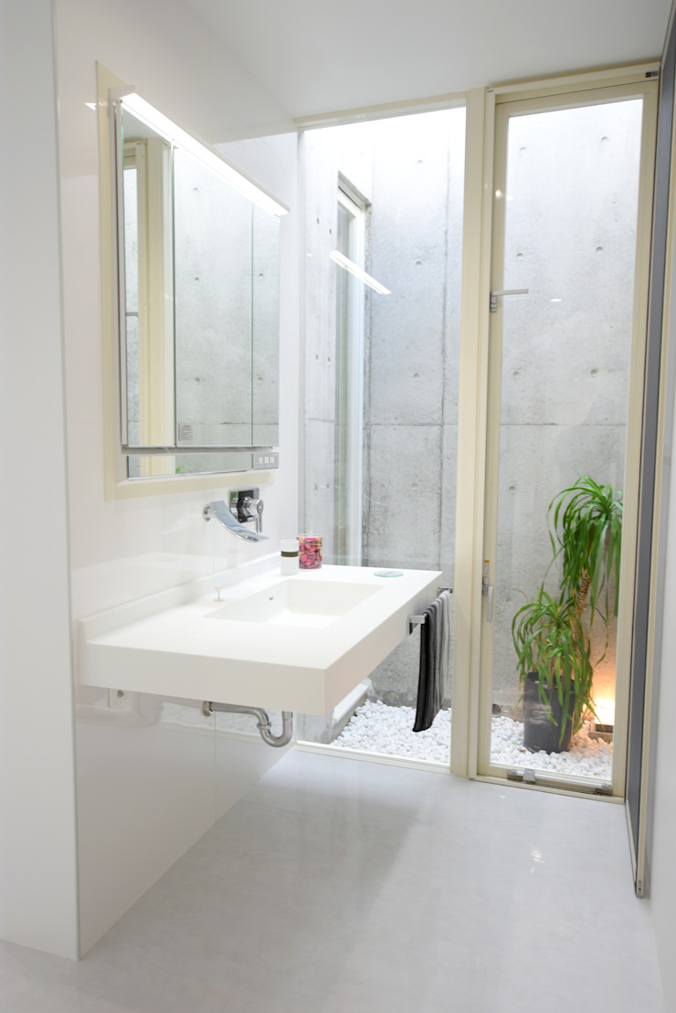 洗面室 Style Create 洗面所&風呂&トイレシンク 白色