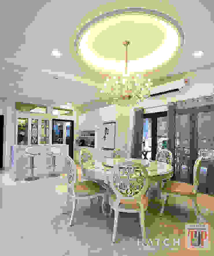 Kajang Jade Hills Classic style dining room by Hatch Interior Studio Sdn Bhd Classic