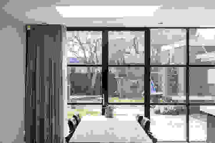 moderne uitbouw van Bob Romijnders Architectuur + Interieur