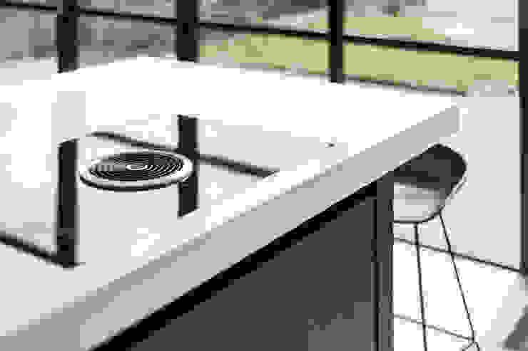 Inductie kookplaat van Bob Romijnders Architectuur + Interieur
