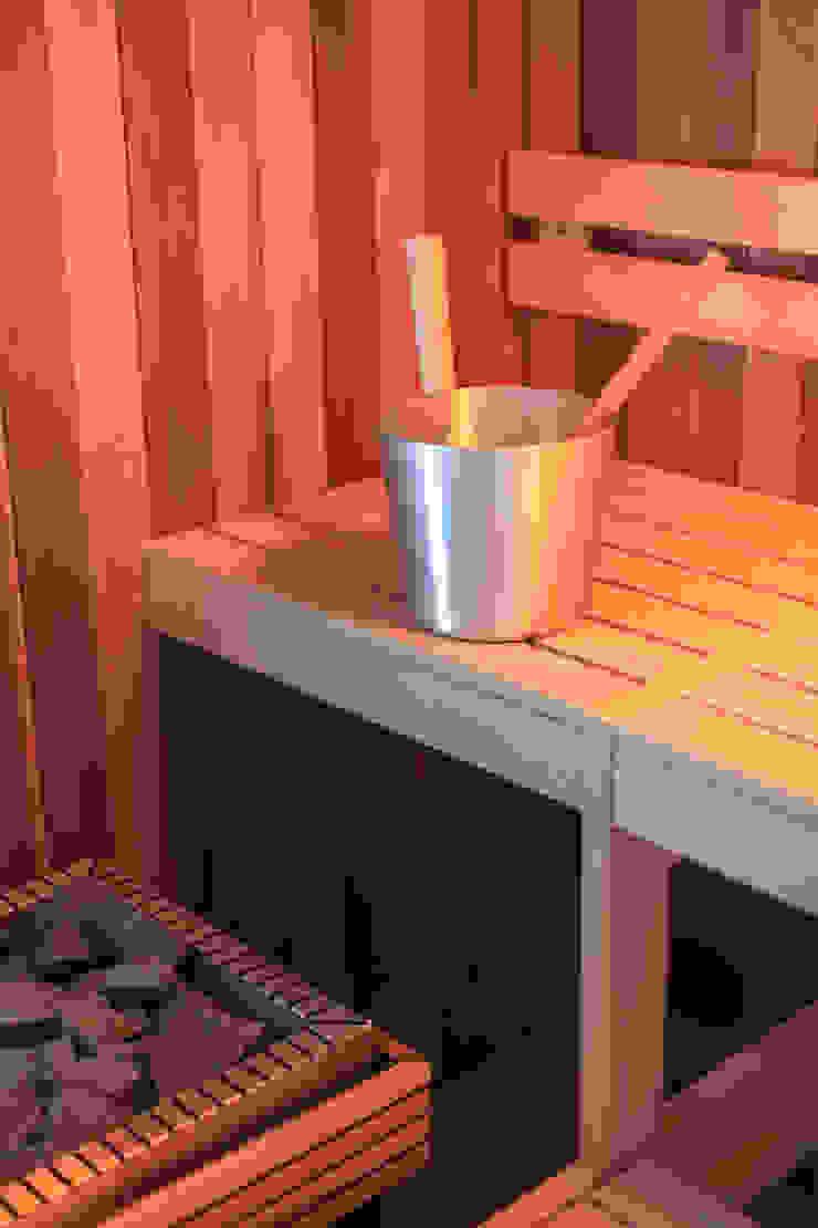 sauna Mediterrane badkamers van Bob Romijnders Architectuur & Interieur Mediterraan