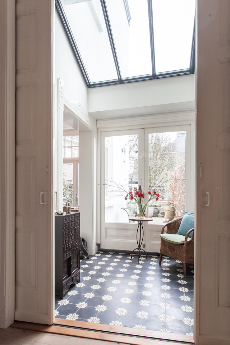 woonkamer Mediterrane woonkamers van Bob Romijnders Architectuur & Interieur Mediterraan