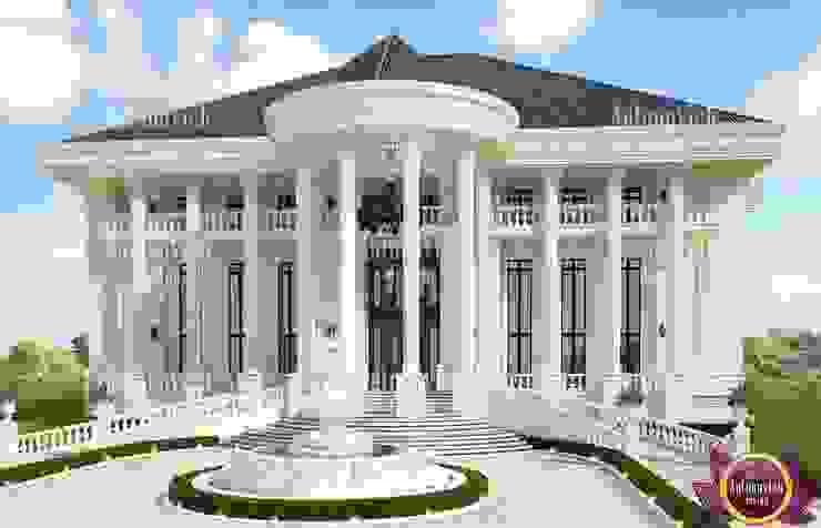 Luxury architecture from Katrina Antonovich Classic style houses by Luxury Antonovich Design Classic