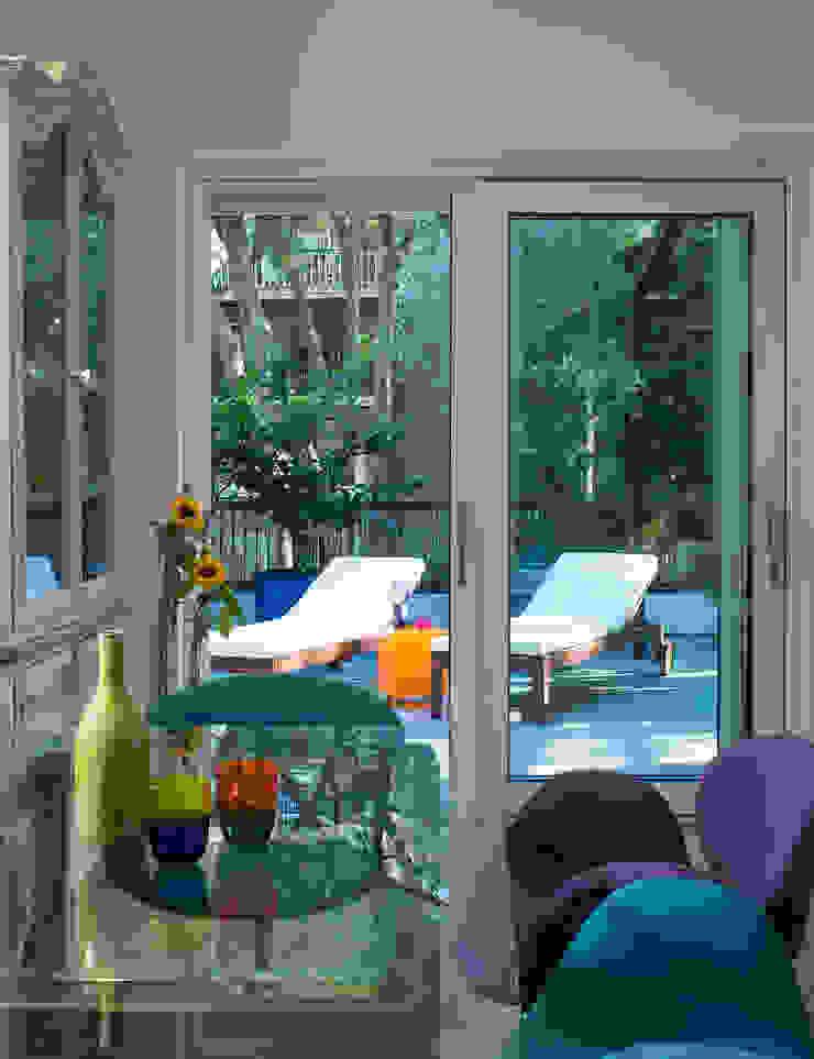 Mia House Arabella Rocca Architettura e Design Sala da pranzo moderna