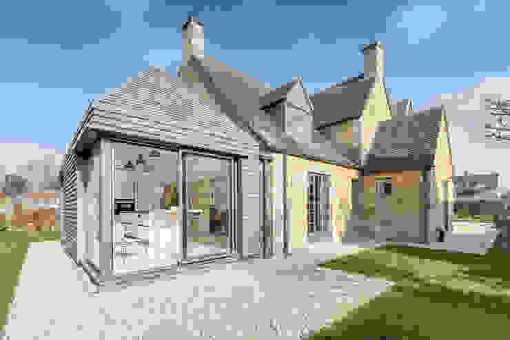 Arts & Crafts House design storey 獨棟房 磁磚 Grey