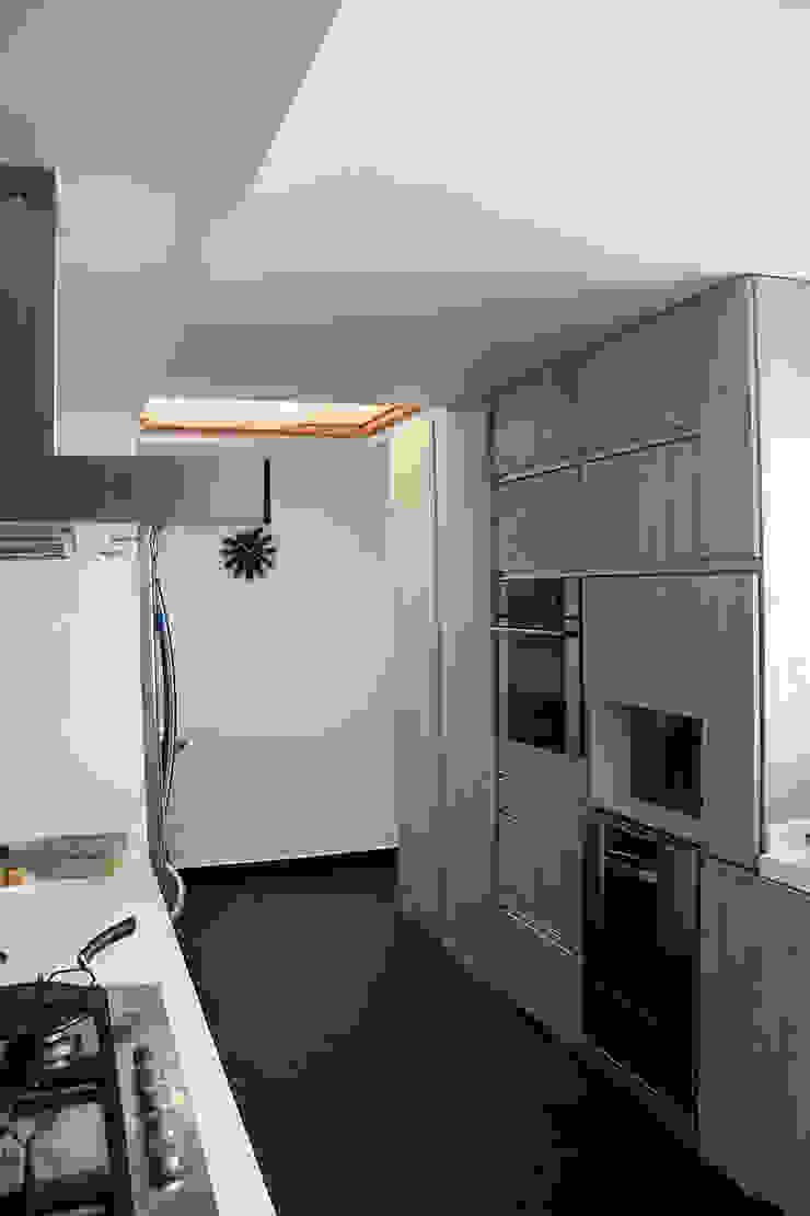 Cocina Cocinas modernas de ATELIER HABITAR Moderno