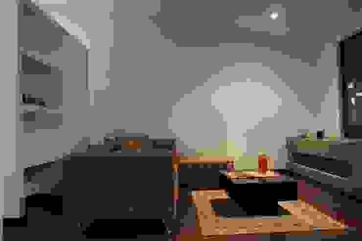 Sala Salas modernas de ATELIER HABITAR Moderno