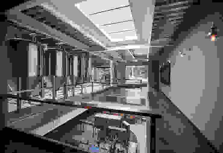Industriale Bars & Clubs von Bórmida & Yanzón arquitectos Industrial