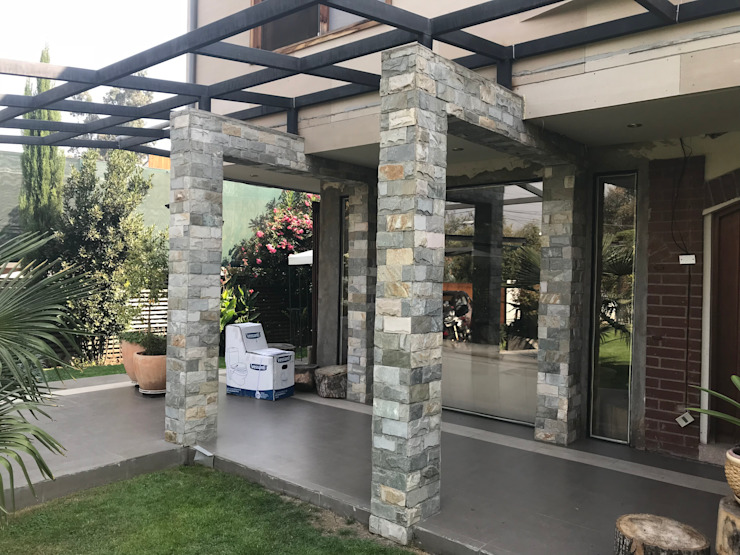 by homify Modern Stone