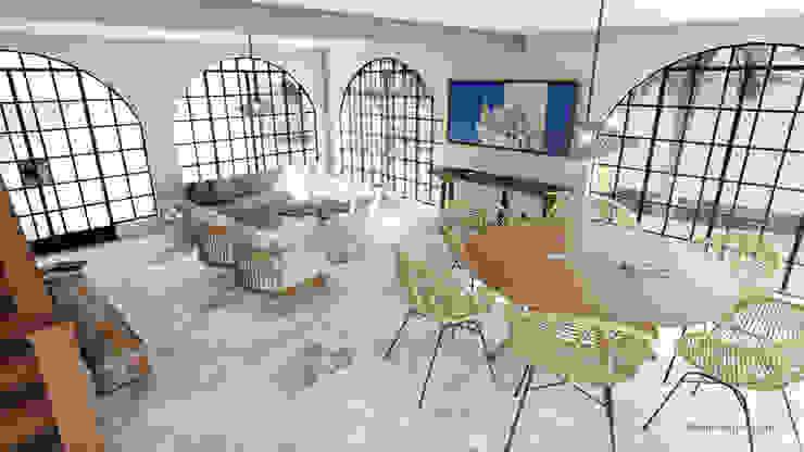 realizearquiteturaS Landhaus