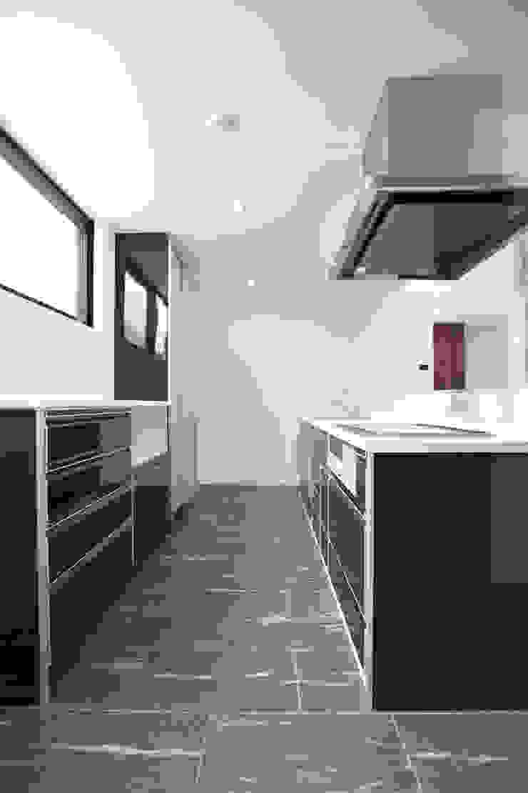 キッチン Style Create モダンな キッチン 黒色