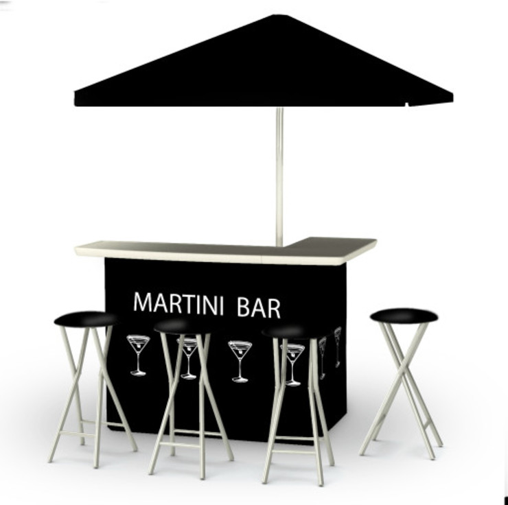 Let Your Guests Relax & Socialize With Portable Home and Wine Bars: modern  by Perfect Home Bars, Modern