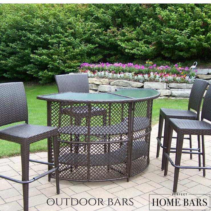 Let Your Guests Relax & Socialize With Portable Home and Wine Bars by Perfect Home Bars