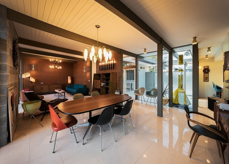 Modern Living Room by Ju Design 建築設計室 Modern