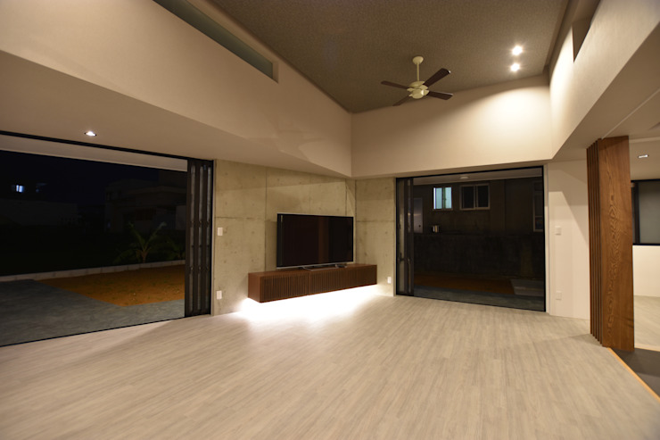 Modern living room by Style Create Modern Reinforced concrete