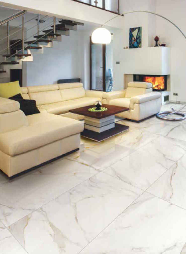 ebaypavimenti Planchers Céramique Blanc