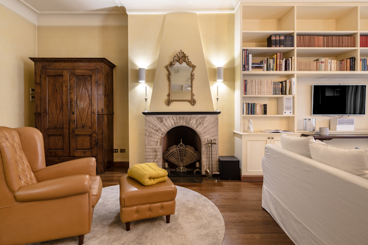 Classic style living room by Architrek Classic