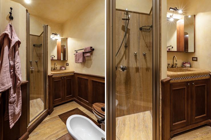 Classic style bathroom by Architrek Classic