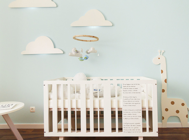 Nursery/kid's room by Homestories