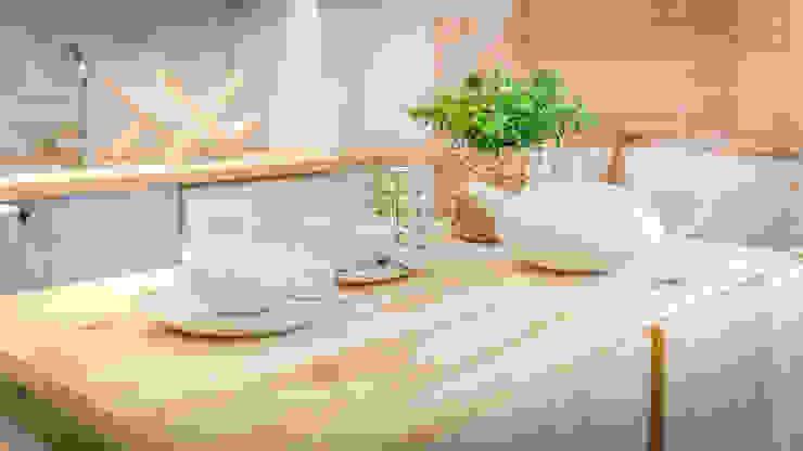 Cozinhas escandinavas por Homestories Escandinavo