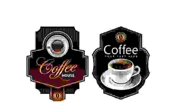 Healthy coffee bởi Thiết Kế Logo Đẹp