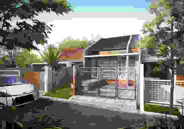 DA House Oleh GUBAH RUANG studio