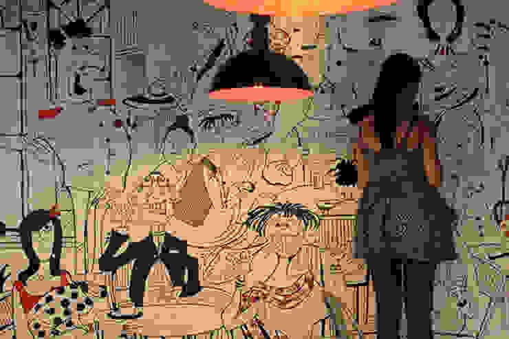 Haus Khas Village, Delhi : modern  by ARTickle Design,Modern