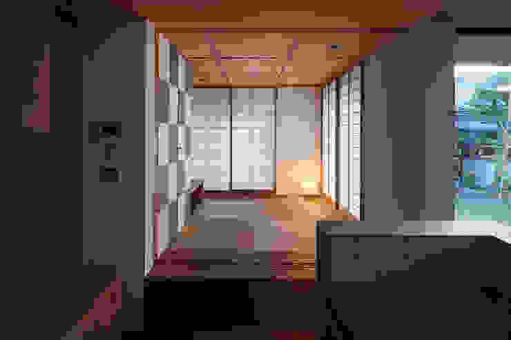 根來宏典建築研究所 ห้องสันทนาการ ไม้ Wood effect