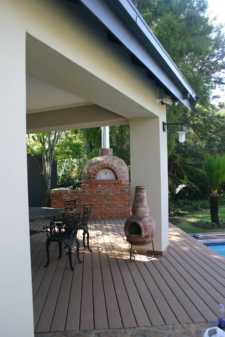 After photo of patio by Nuclei Lifestyle Design
