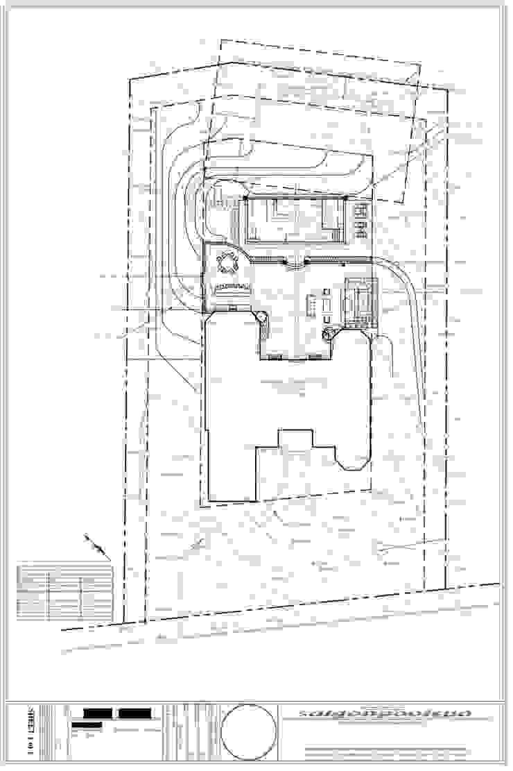 Thiết kế thi công bể bơi ở Đồng Nai: hiện đại  by Công ty thiết kế xây dựng hồ bơi Saigonpoolspa, Hiện đại