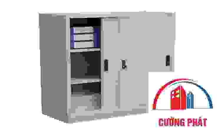 Tủ locker sắt: hiện đại  by Tủ Sắt Cường Phát, Hiện đại