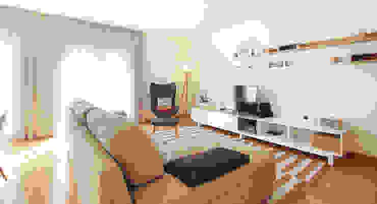 Homestories Living room