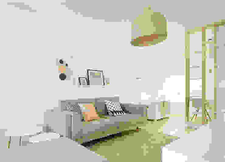 Living room by Homestories,
