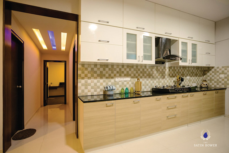 Project Modern kitchen by The Satin Bower Modern