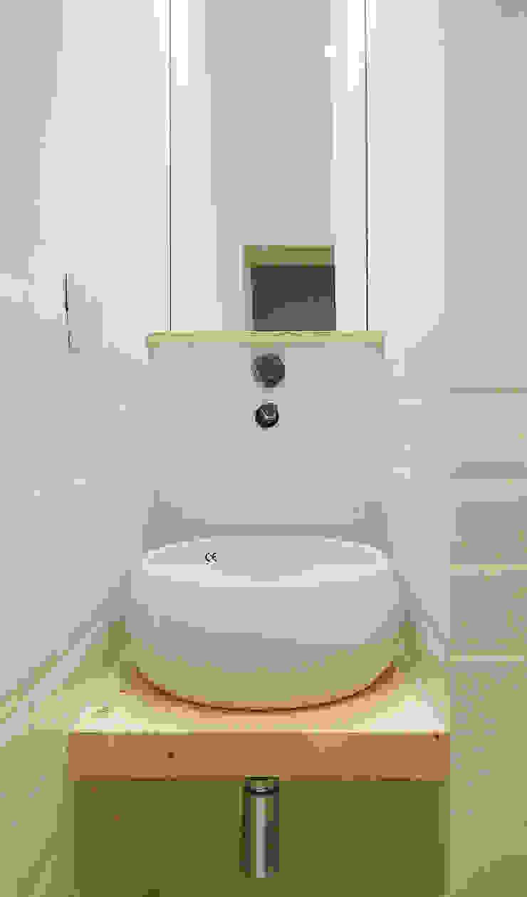 Salle de bain scandinave par Homestories Scandinave