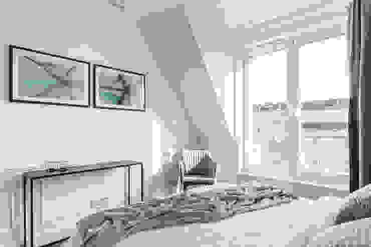 Habitaciones de estilo ecléctico de Anna Serafin Architektura Wnętrz Ecléctico
