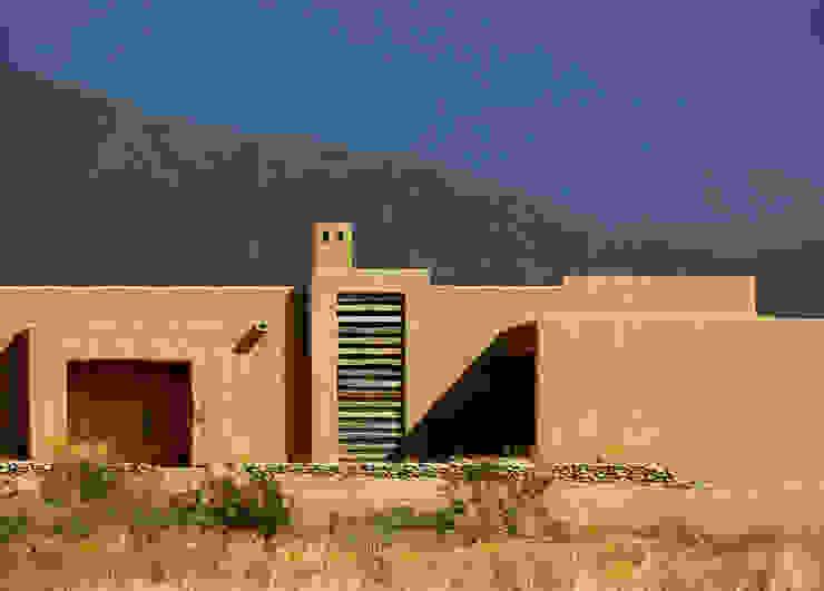 AlPasion | Exteriores de Bórmida & Yanzón arquitectos Rústico