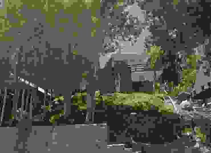 Casa JPS Farellones 01 de Sotomayor & Asociados Moderno Compuestos de madera y plástico