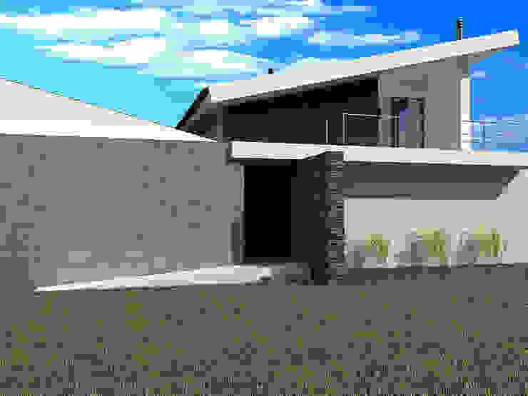 от Tiago Araújo Arquitectura & Design Модерн