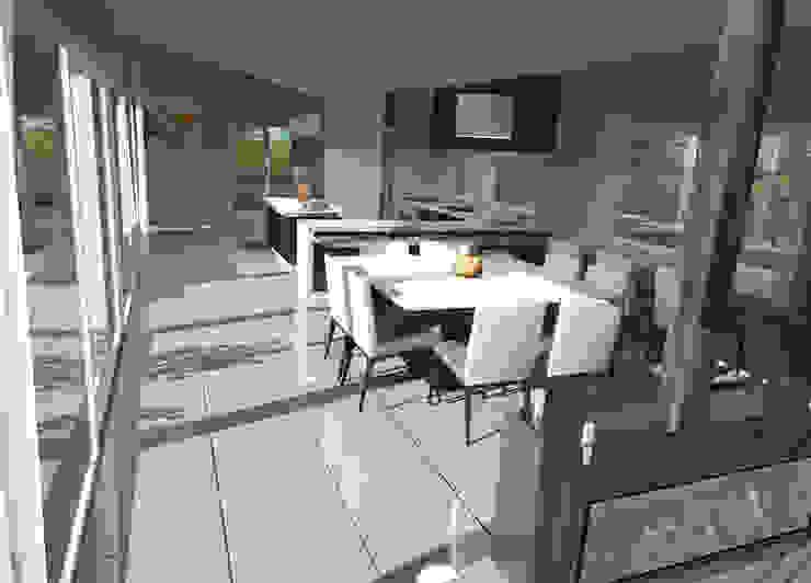 Modern Living Room by JVG Arquitectura Modern