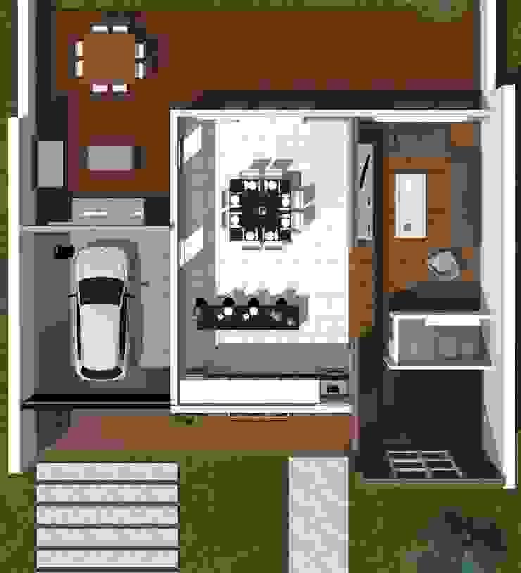 Modern Kitchen by JVG Arquitectura Modern