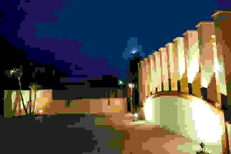 外観(夜) Style Create 一戸建て住宅 鉄筋コンクリート