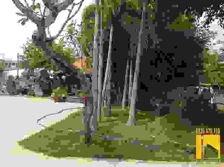 Biệt thự Vườn phong cách đồng quê bởi CÔNG TY TNHH KT - XD KIẾN NGUYỄN Đồng quê