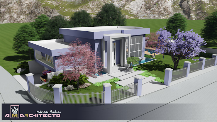 Arquitetura M - Arquitetura e Engenharia Treppe