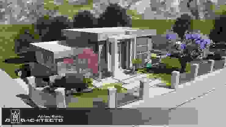 by Arquitetura M - Arquitetura e Engenharia Modern