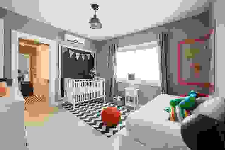 Minimalist bedroom by ESTUDIO TANGUMA Minimalist Engineered Wood Transparent