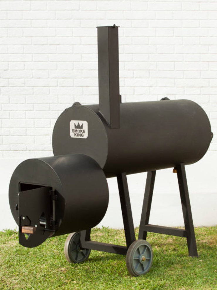minimalist  by Smoke Kit BBQ, Minimalist Iron/Steel