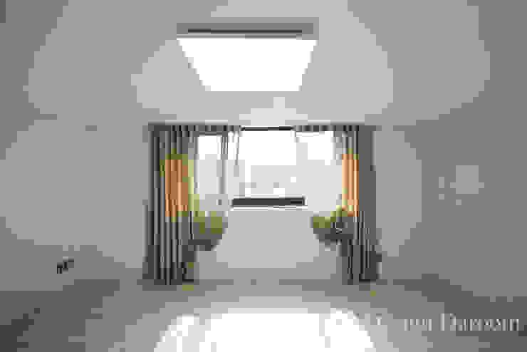 광장동 워커힐 아파트 56py 안방 모던스타일 침실 by Design Daroom 디자인다룸 모던